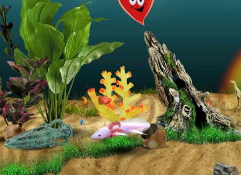 аквариум играть онлайн