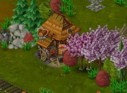 Игра тайный сад. Играть онлайн бесплатно.