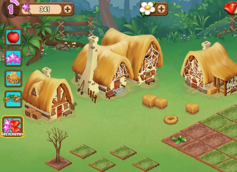 Игры Ферма