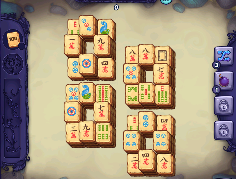 Скриншоты игры Mahjong Treasure Quest