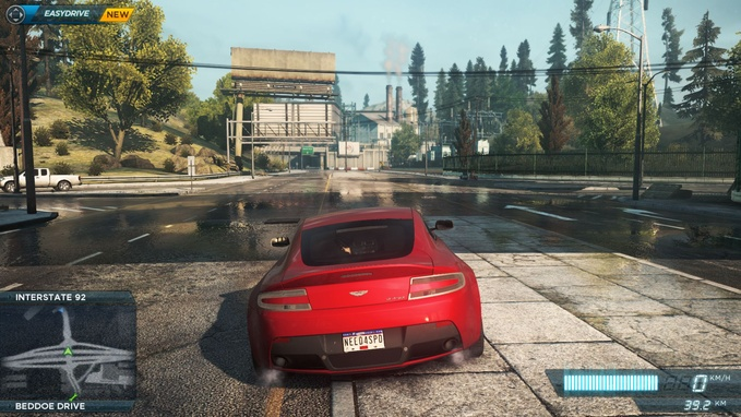 Nfs most wanted windows 7