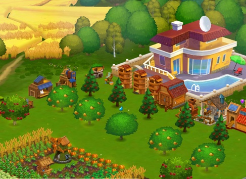 ферма игра новая скачать бесплатно
