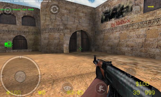 Counter-strike 3d 6