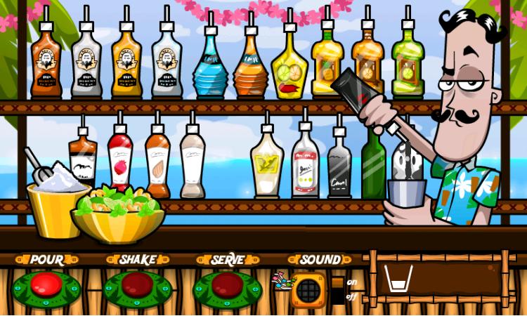 Как в игре бармен сделать идеальный коктейль